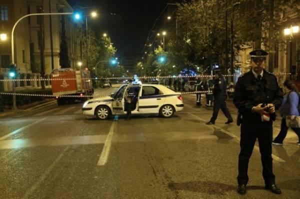 Взрывное устройство сработало у офиса нефтяной компании в Афинах - СМИ