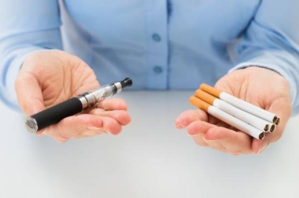 Какие новые ограничения для электронных сигарет пообещали в Минздраве?