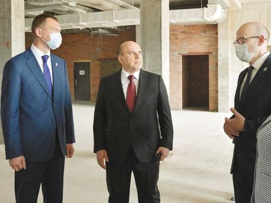 Мишустин жестко поговорил с хабаровским губернатором Фургалом