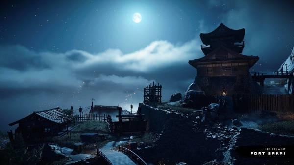 Остров Ики: Sony представила новые локации из Ghost of Tsushima Director's Cut на живописных скриншотах