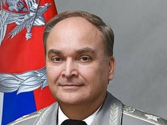 Посол Антонов рассказал, какие темы Россия готова обсуждать с США