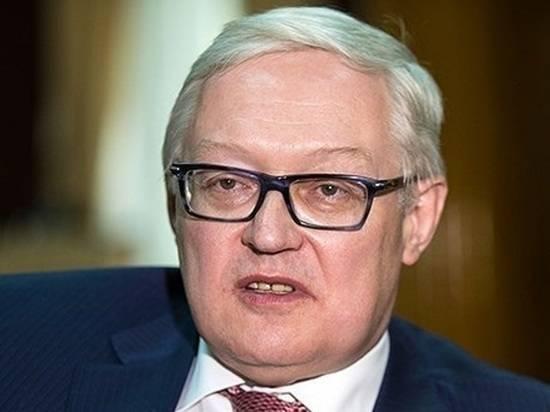 Рябков дал оценку встрече с представителями США по стратегической стабильности