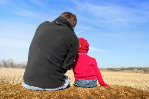 Тема отцовства. Анна Кузнецова – о важности мужского воспитания