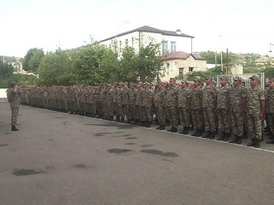 Журналист сообщил о продвижении азербайджанской армии вглубь Армении