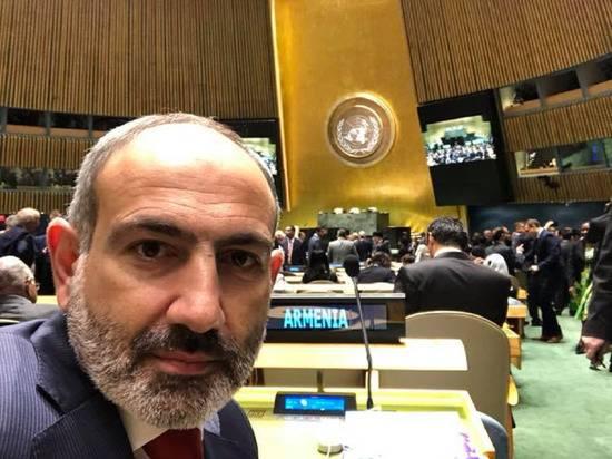 Пашинян предложил разместить мониторинговую миссию ОДКБ на границе с Азербайджаном