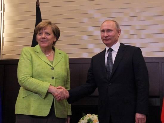 Биограф Меркель рассказал о ее «эмоциональных» переговорах с Путиным