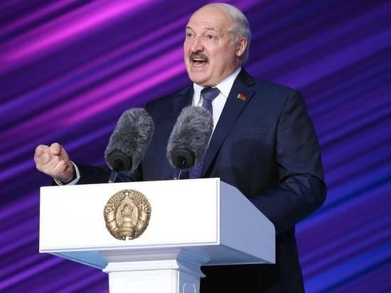 Лукашенко назвал Тихановскую мерзавкой