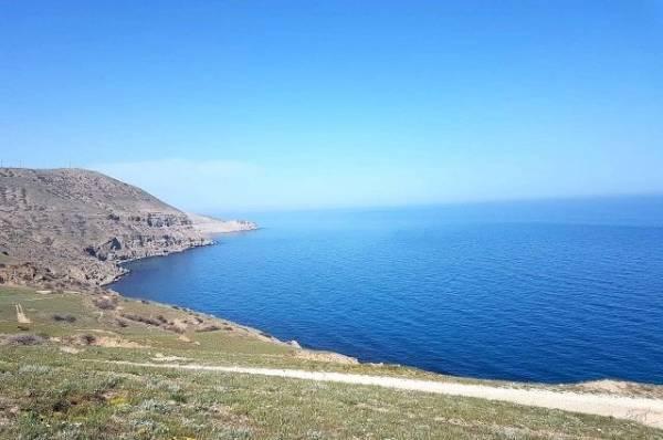 В Крыму из-за медузы перевернулось судно с туристами