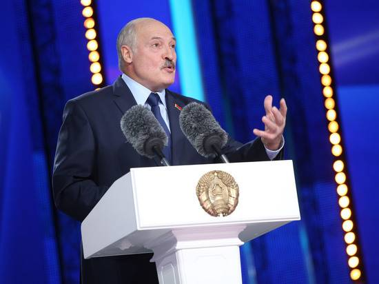Лукашенко выдал внучку замуж