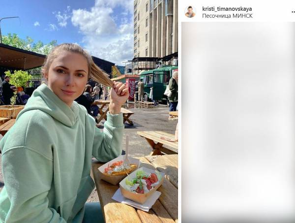 Белорусскую легкоатлетку Тимановскую увезли в безопасное место в Токио
