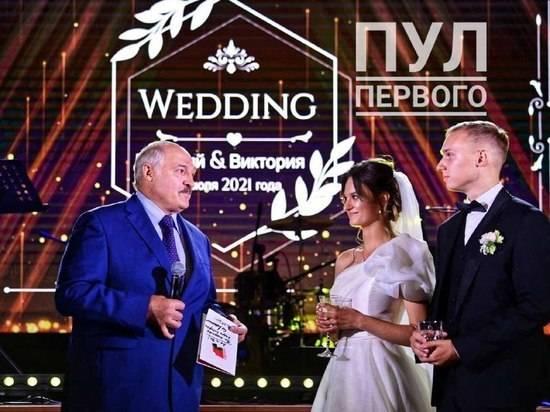 Имя избранника внучки Лукашенко скрыли от общественности