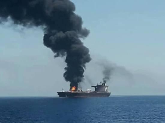 США и Британия пообещали ответ Ирану за атаку на танкер