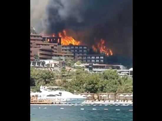 Связанная с РПК организация взяла ответственность за поджоги в Турции