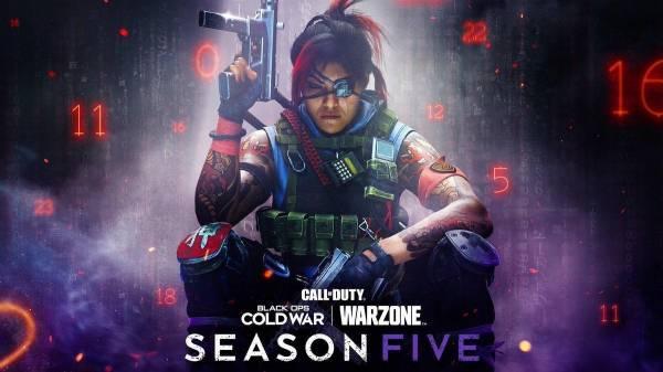 Одноглазая брутальная женщина на слитом в сеть постере нового сезона Call of Duty: Warzone