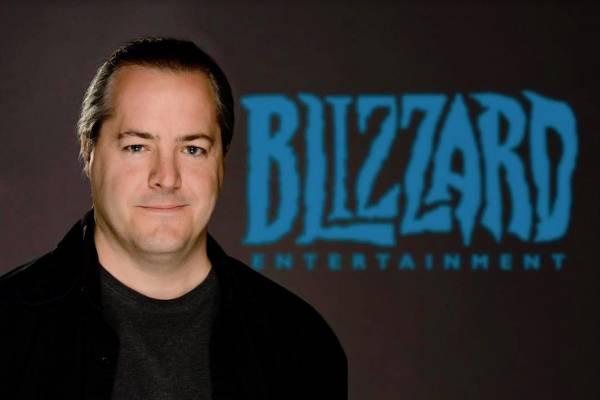 Bloomberg: Президент Blizzard Джей Аллен Брак уходит из студии
