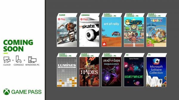 Ещё больше игр в Xbox Game Pass: Microsoft анонсировала августовское пополнение сервиса