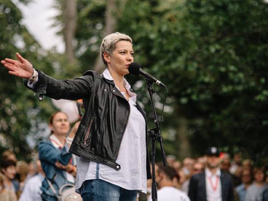 Оппозиционерка Колесникова рассказала о предложении дать интервью «в стиле Протасевича»