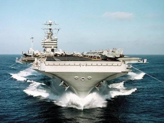 В США начались самые крупные со времен холодной войны военно-морские учения