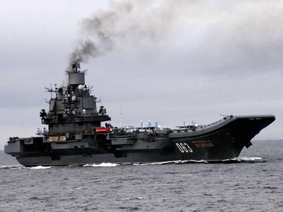 В США раскритиковали проекты российских авианосцев