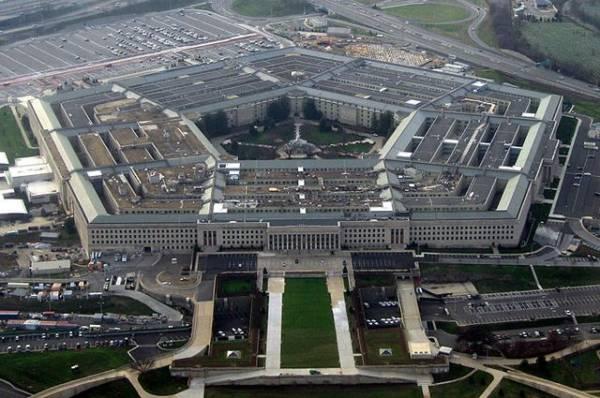 Здание Пентагона оцепили из-за инцидента в транзитном центре