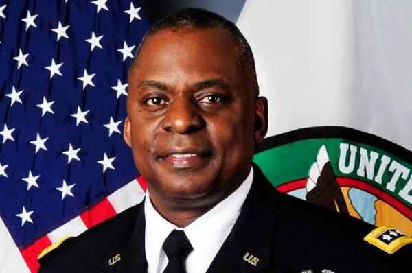 Глава Пентагона подтвердил гибель полицейского рядом со зданием ведомства