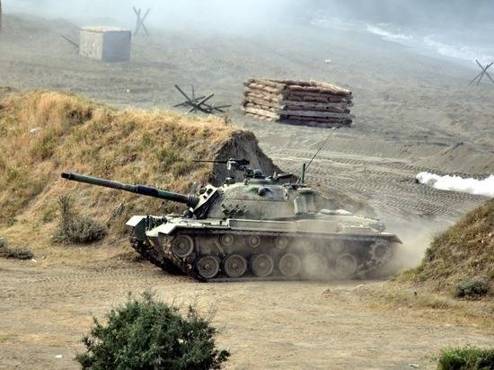 На границе с Афганистаном стартовали военные учения России, Таджикистана и Узбекистана