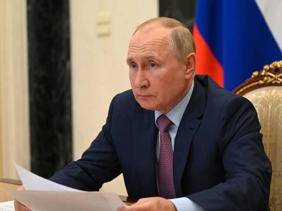 Путин рассказал о глобальном изменении климата в России