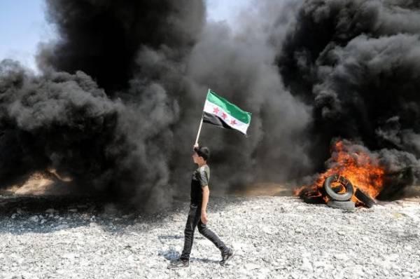 В сирийской Хаме в результате обстрела погиб мирный житель
