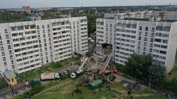 Число погибших при взрыве газа в Ногинске возросло до пяти человек