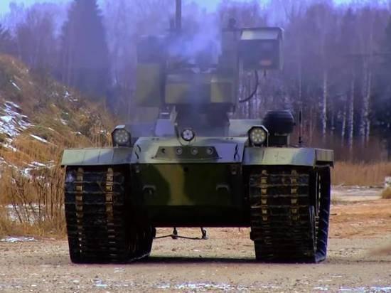 """Болгары поиздевались над российским боевым роботом: """"Пьяный экипаж страшнее"""""""