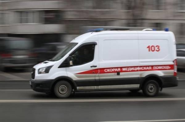 Конвойный автомобиль сбил ребенка на пешеходном переходе в Уссурийске