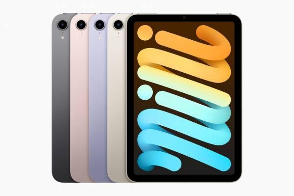 Маленький, но мощный: Apple показала производительный iPad mini