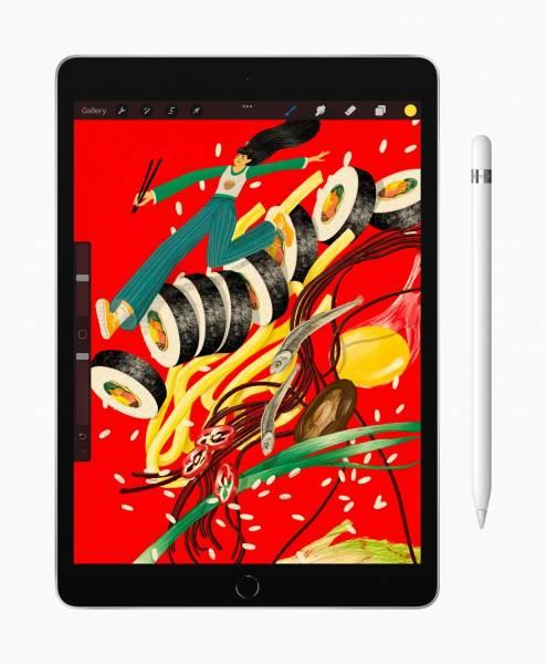 От 30,990 рублей: Apple обновила базовый iPad