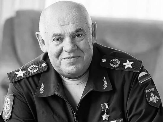 Стала известна роль скончавшегося генерала Казанцева во второй чеченской кампании