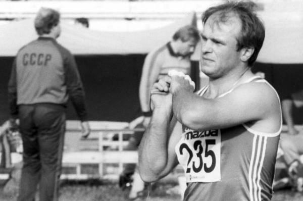 Ушел из жизни двукратный олимпийский чемпион Юрий Седых