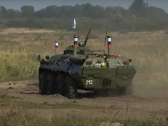 Wirtualna Polska: российская армия дойдет до столицы Польши за 5 дней