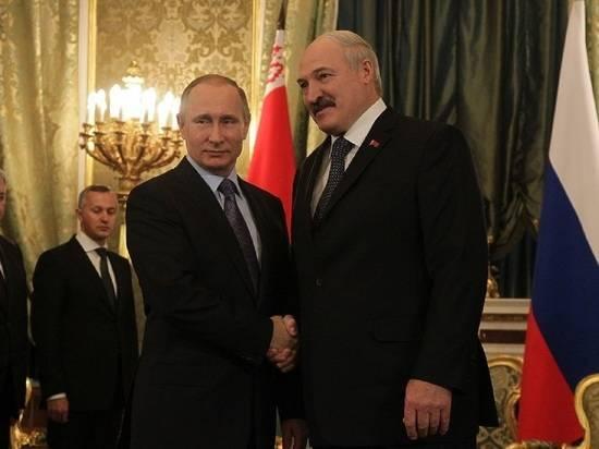 «Ждет, когда умрет»: военный эксперт сравнил отношения Путина и Лукашенко с игрой