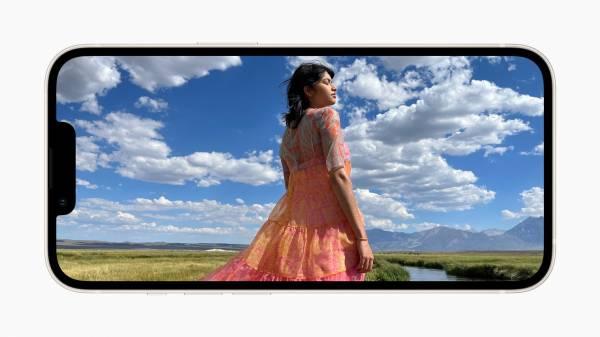 Apple анонсировала iPhone 13 и iPhone 13 mini в пяти цветах — цены начинаются от 69,990 рублей