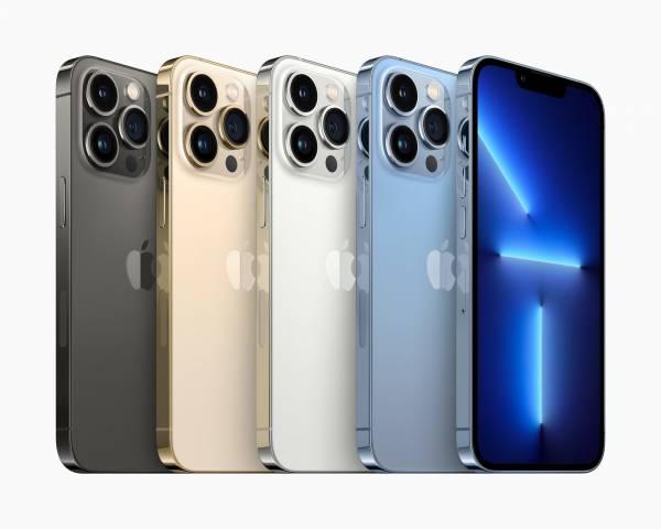Apple представила iPhone 13 Pro и iPhone 13 Pro Max с мощной системой камер и дисплеем 120 Гц по цене от 100 тысяч рублей