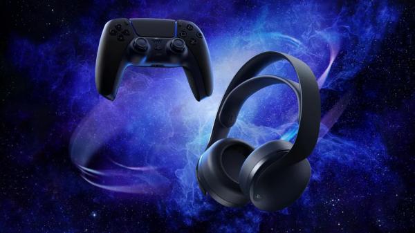 """""""Черная полночь"""": Sony представила гарнитуру PULSE 3D для PlayStation 5 в новой расцветке"""