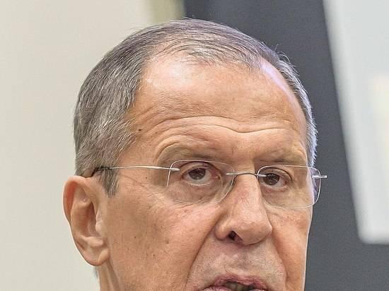 Лавров объяснил необходимость контактов России с талибами