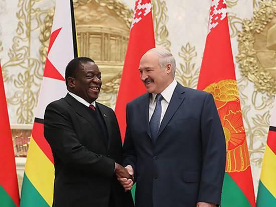 Лукашенко похвалил Зимбабве за стабильность: настоящий пример