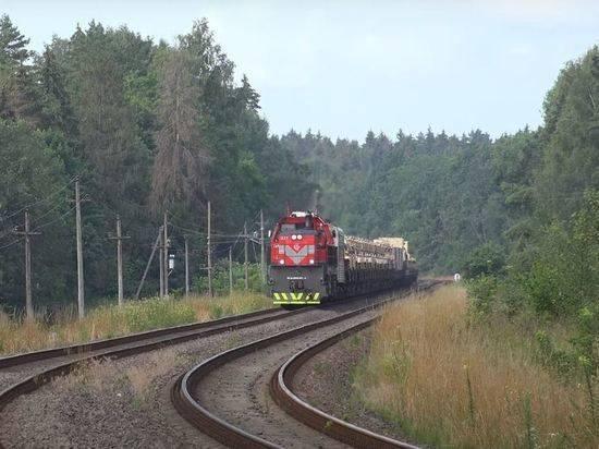 Российская армия испытала поезда для специальных операций