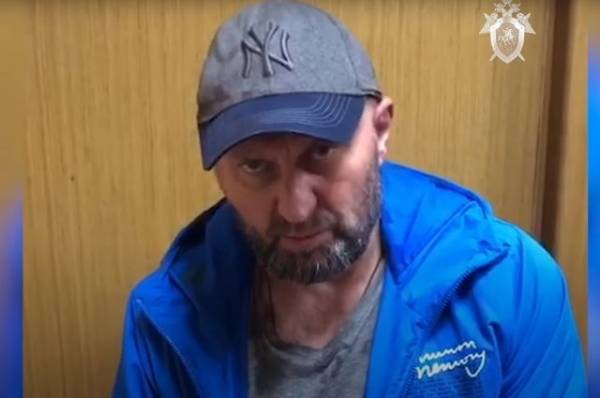 Задержанному после побега Мавриди может грозить пожизненный срок