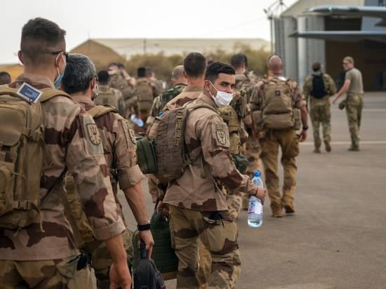 Франция пригрозила вывести войска из Мали из-за ЧВК «Вагнер»