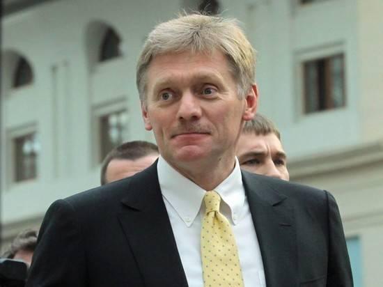 Песков: доклад Европарламента об отношениях с Россией вызывает сожаление