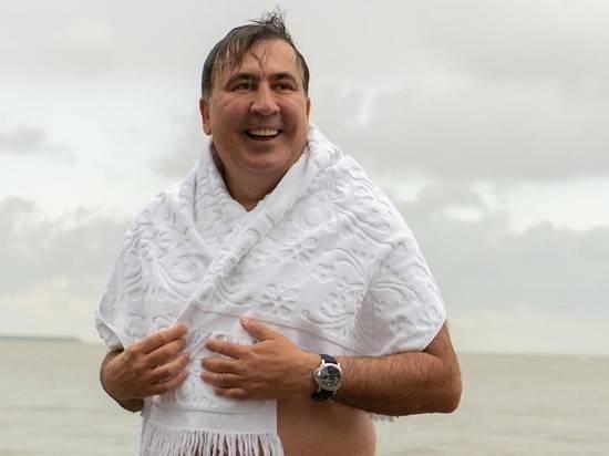 Премьер Грузии назвал признак наркомании у Саакашвили