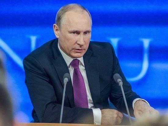 """Путин назвал """"мягко говоря, поспешным"""" вывод войск из Афганистана"""