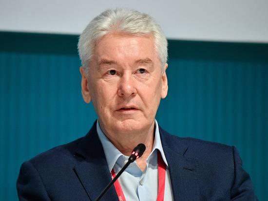 Мэр Москвы Сергей Собянин проголосовал на выборах онлайн