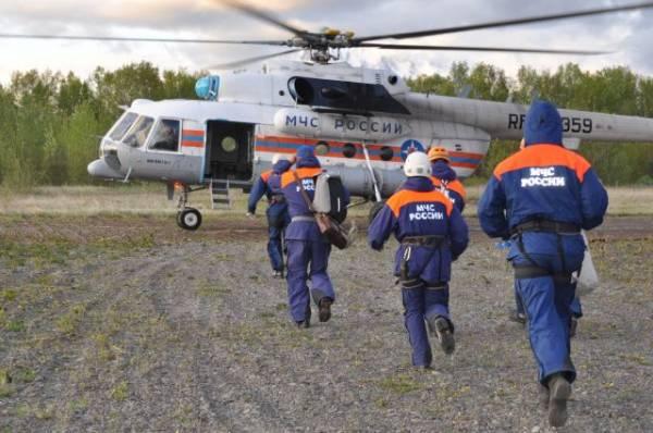 В ХМАО потерпел крушение гидросамолет